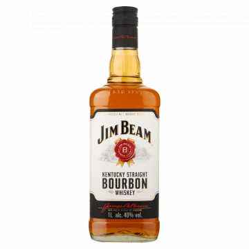 Jim Beam Bourbon Kentucky Straight Whiskey