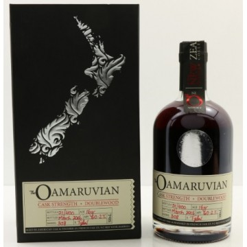 The Oamaruvian Cask Strength Doublewood